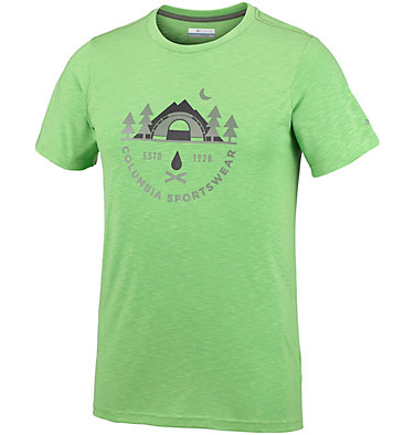 Men's Nelson Point™ Graphic Short Sleeve Tee , front