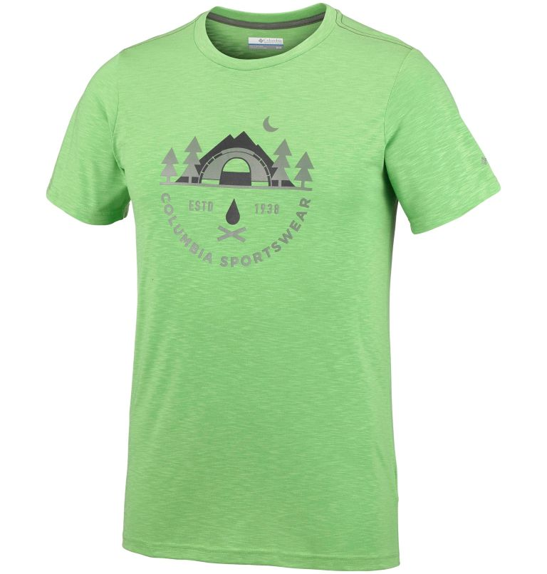Men's Nelson Point™ Graphic Short Sleeve Tee Men's Nelson Point™ Graphic Short Sleeve Tee, front