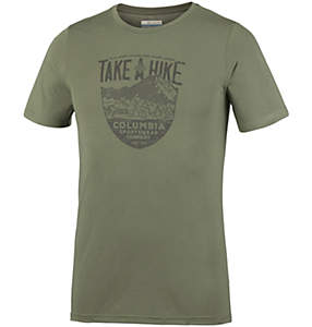 T-Shirt Manches Courtes Laney Hill™ Homme