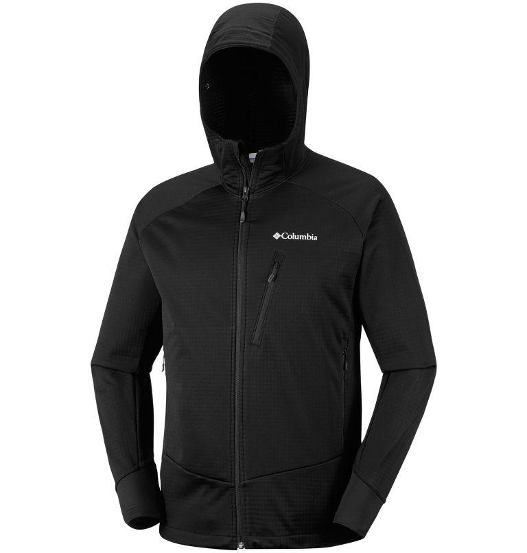 Men's Steel Cliff™ Hooded Softshell Jacket Men's Steel Cliff™ Hooded Softshell Jacket, a1