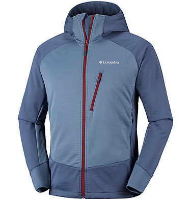 Men's Steel Cliff™ Hooded Softshell Jacket , front
