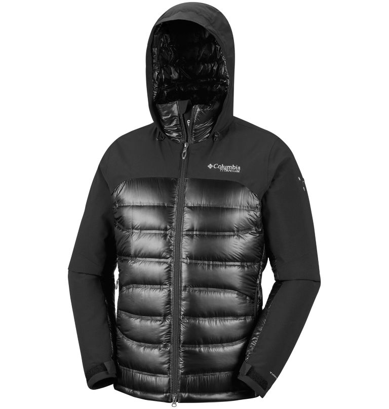 Men's Heatzone 1000 TurboDown™ II Jacket Men's Heatzone 1000 TurboDown™ II Jacket, a1