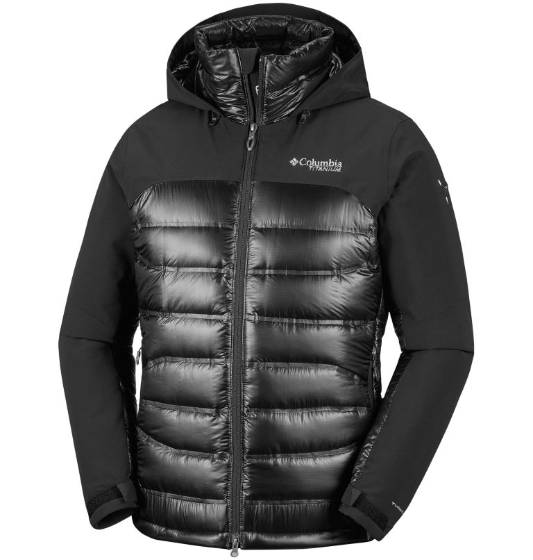 Men's Heatzone 1000 TurboDown™ II Jacket Men's Heatzone 1000 TurboDown™ II Jacket, front