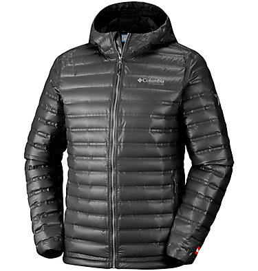 Men's OutDry™ Ex Gold Down Hooded Jacket , front