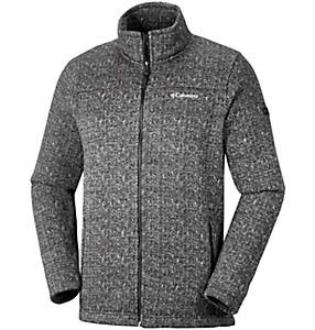 Men's Boubioz™ Full Zip Fleece - Plus Size