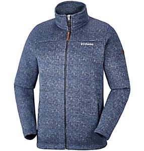 Boubioz™ Full-Zip Fleece für Herren – in Übergrößen