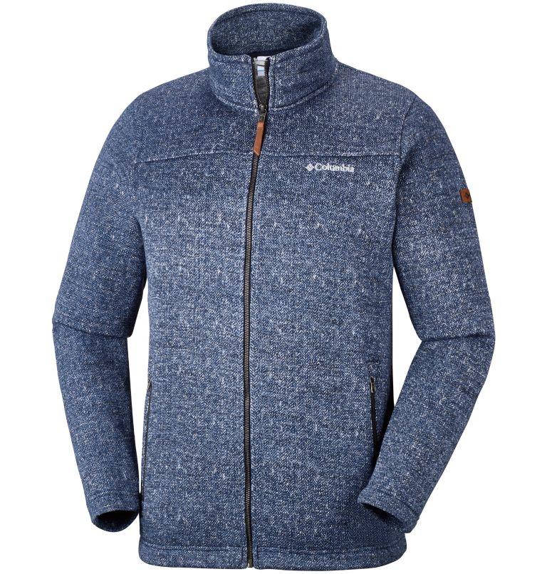 Fleece con cerniera Boubioz™ da uomo –Taglia Conformata Fleece con cerniera Boubioz™ da uomo –Taglia Conformata, front