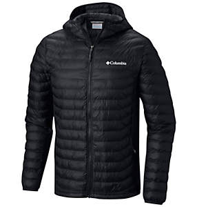 Men's Powder Lite™ Hybrid Hooded Jacket – Extended Size