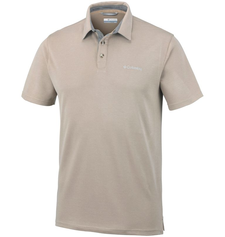 Polo Nelson Point™ da uomo – Taglia Conformata Polo Nelson Point™ da uomo – Taglia Conformata, front