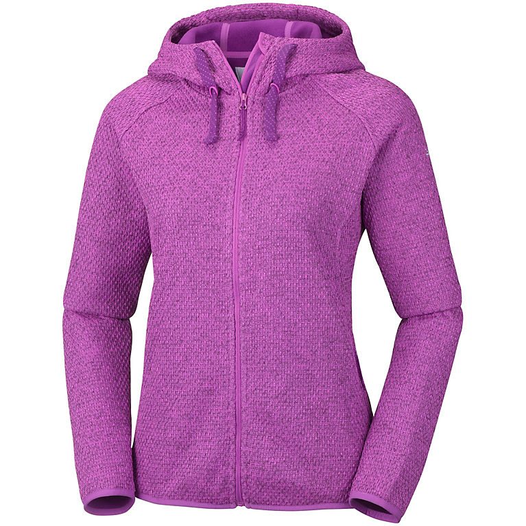 1b5b9101cd2 Bright Lavender Women s Pacific Point™ Full Zip Hoodie – Plus Size