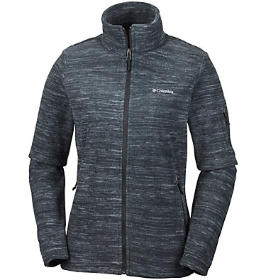Women's Fast Trek™ Printed Jacket - Plus Size , front