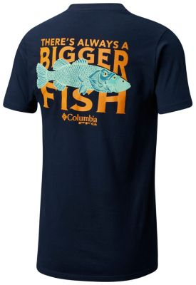 Men's PFG Bigger Cotton Tee Shirt | Tuggl