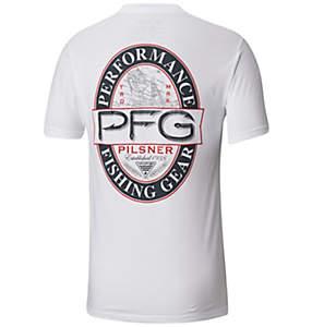 Men's PFG Catch Cotton Tee Shirt