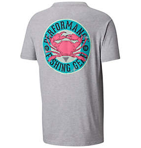 Men's PFG Ensemble Cotton Tee Shirt