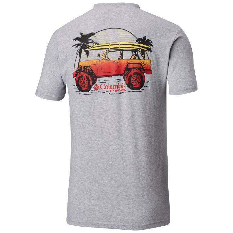 78e61086 Men's PFG Beaching Cotton T-Shirt | Columbia.com