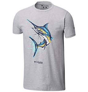 Men's PFG Salty Cotton Tee Shirt
