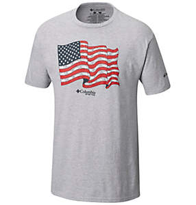 Men's PFG Delta Cotton Tee Shirt