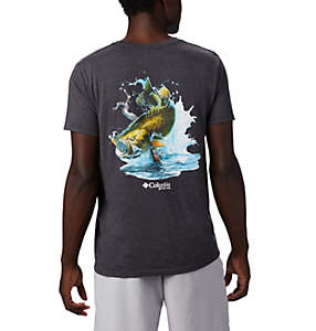 Men's PFG Riskrunner Graphic Tee Shirt