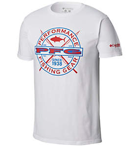 Men's PFG Bag Graphic Short-Sleeve T-shirt