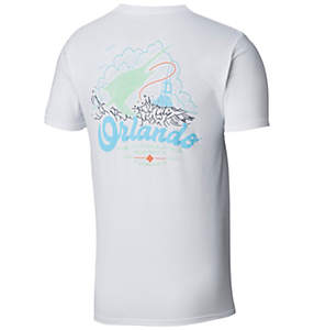 Men's PFG Christian Graphic Tee Shirt