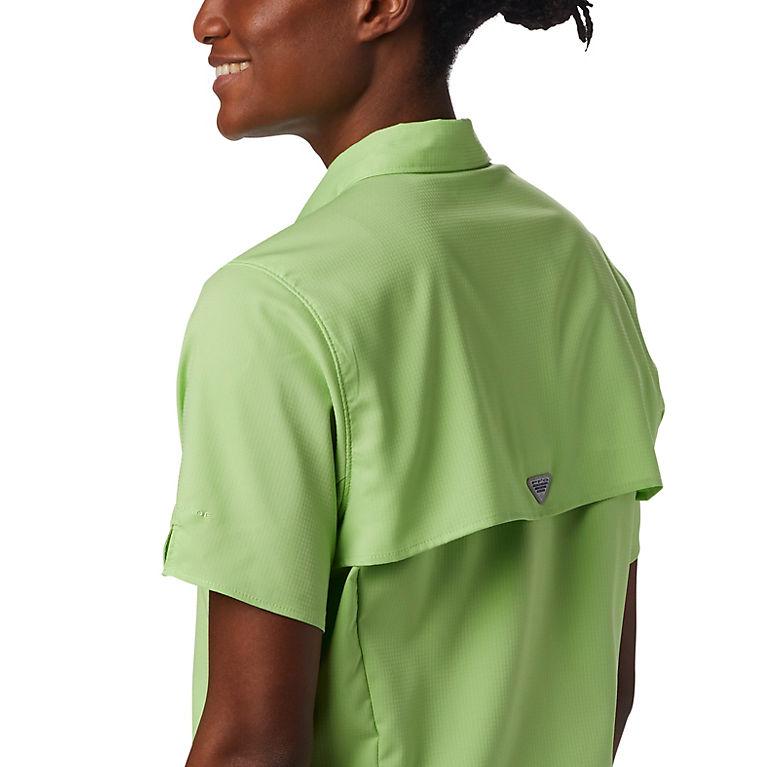 28a481835c6 Jade Lime Women's PFG Tamiami™ II Short Sleeve Shirt, View 4