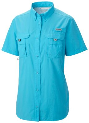 Women's Pfg Bahama™ Short Sleeve Shirt by Columbia Sportswear