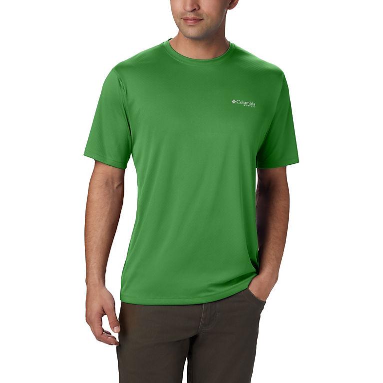 1a40db3d7b Men's PFG Zero Rules Cooling Shorts Sleeve Fishing Shirt   Columbia