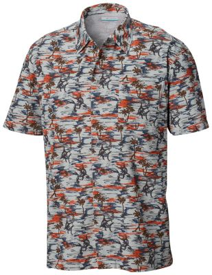 175b2287 Men's PFG Trollers Best Shorts Sleeve Shirt | Columbia.com