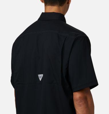 b28efdabd4a Men's PFG Low Drag Offshore Short Sleeve Button Up Shirt | Columbia