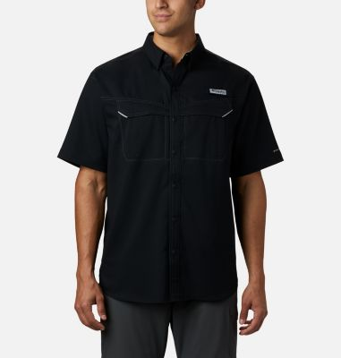 Men's PFG Low Drag Offshore™ Short Sleeve Shirt at Columbia Sportswear in Oshkosh, WI | Tuggl