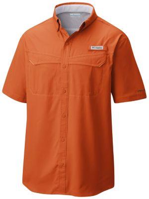 880c132f644d Men s PFG Low Drag Offshore Shorts Sleeve Button-up Shirt