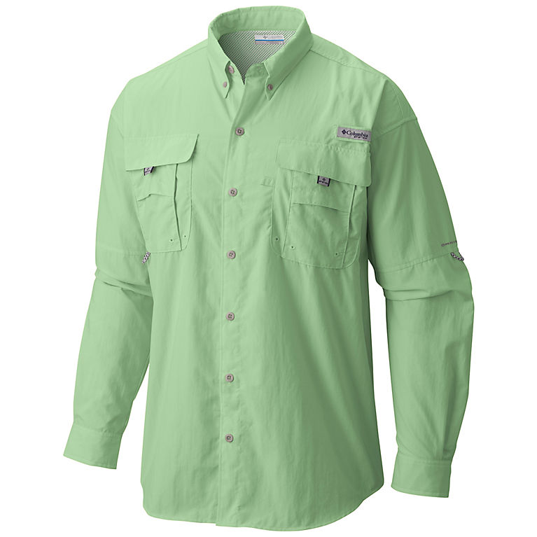 505ac016816 Key West Men s PFG Bahama™ II Long Sleeve Shirt