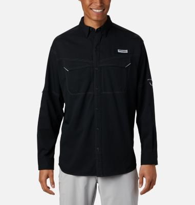 Men's PFG Low Drag Offshore™ Long Sleeve Shirt | Tuggl