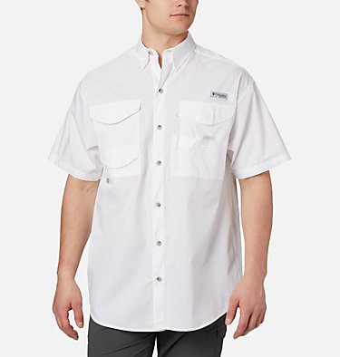 Men's PFG Bonehead™ Short Sleeve Shirt , front