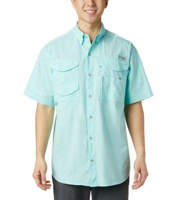 Men's PFG Bonehead™ Short Sleeve Shirt at Columbia Sportswear in Economy, IN | Tuggl