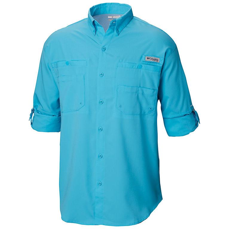 Atoll Men s PFG Tamiami™ II Long Sleeve Shirt 9bd8395b01c5