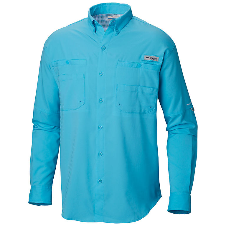 20fda27d7d1 Columbia Sportswear | Men's PFG Tamiami™ II Long Sleeve Shirt