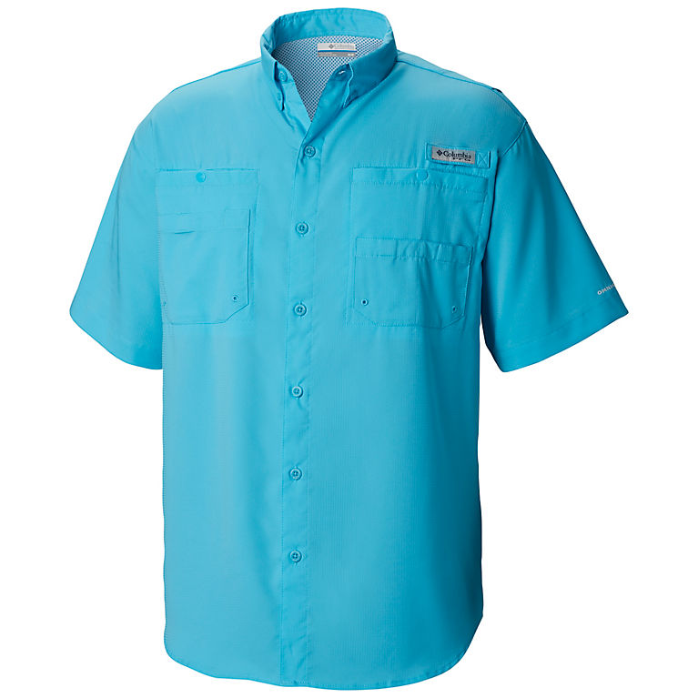 e35e828d5 Atoll Men s PFG Tamiami™ II Short Sleeve Shirt