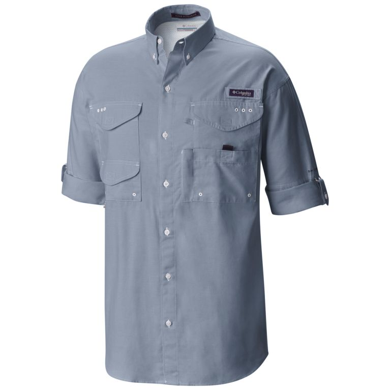 325db426f Men's PFG Super Bonehead Classic™ Long Sleeve Shirt | Columbia.com