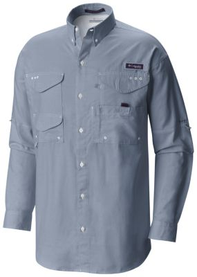 Men's PFG Super Bonehead Classic™ Long Sleeve Shirt | Tuggl