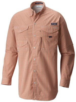 cc10d1b16bd Men's PFG Super Bonehead Classic™ Long Sleeve Shirt | Columbia.com