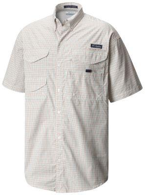 Men's PFG Super Bonehead Classic™ Short Sleeve Shirt | Tuggl