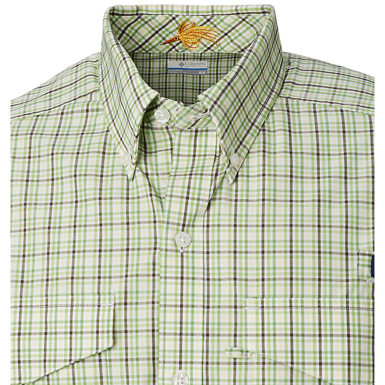 a8b5d3b63c8 Spring Plaid Men's PFG Bonefish™ Long Sleeve Shirt, ...