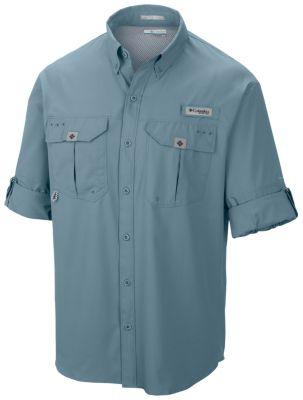 Men's PFG Blood and Guts™ II Long Sleeve Woven Shirt