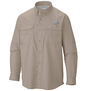 Men's PFG Blood and Guts™ III Long Sleeve Woven Shirt - Slim Fit
