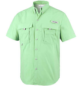 Men's Men's PFG Bahama™ II Short Sleeve Shirt - Slim