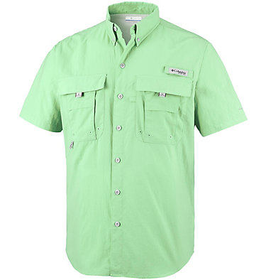 Men's Men's PFG Bahama™ II Short Sleeve Shirt - Slim  , front