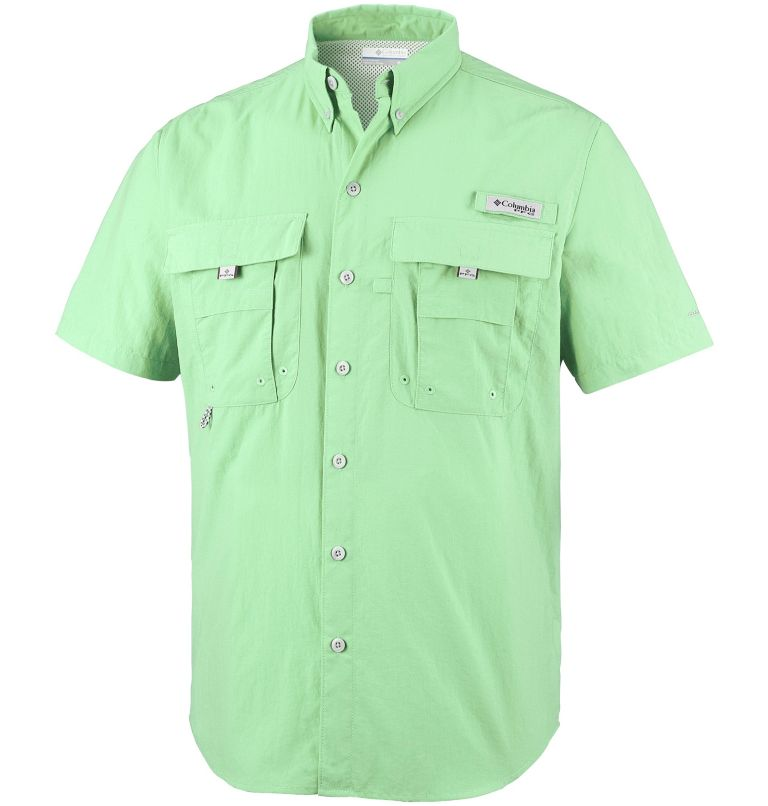 Men's Men's PFG Bahama™ II Short Sleeve Shirt - Slim  Men's Men's PFG Bahama™ II Short Sleeve Shirt - Slim, front