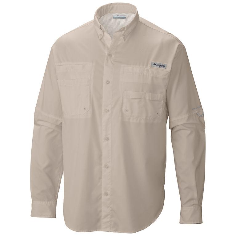 Fossil Men s PFG Tamiami™ II Long Sleeve Shirt - Slim Fit 108d1ca60c20