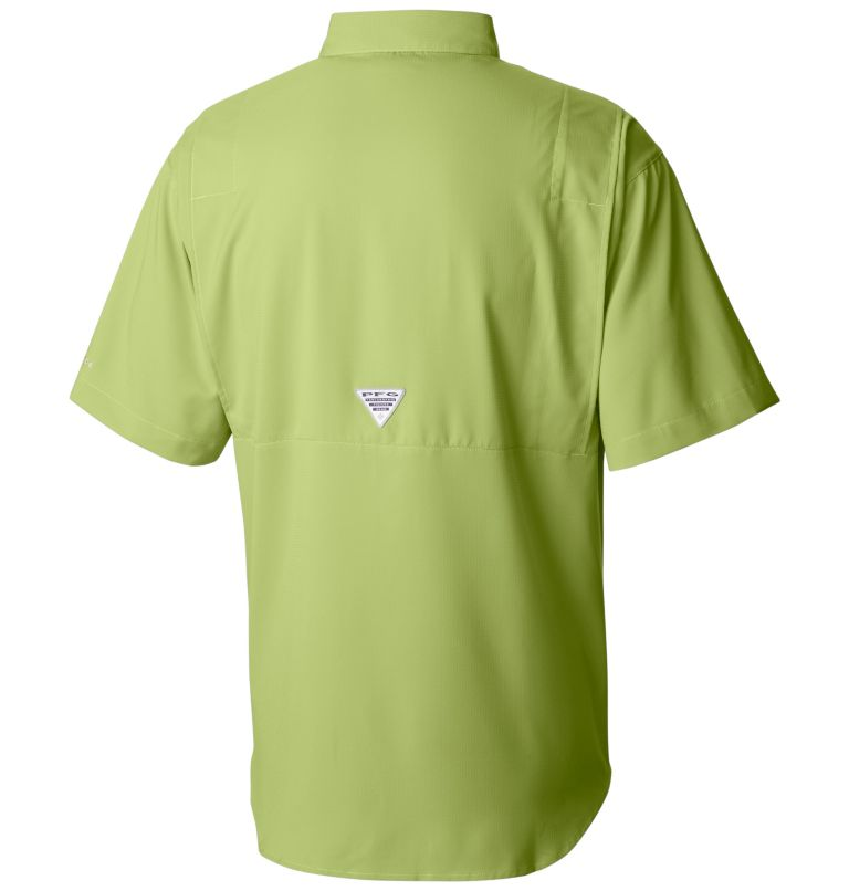 Men's PFG Tamiami™ II Short Sleeve Shirt - Slim Fit Men's PFG Tamiami™ II Short Sleeve Shirt - Slim Fit, back